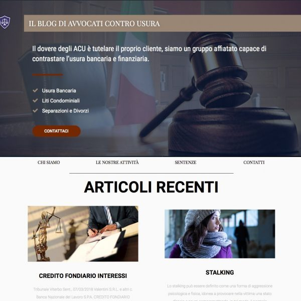 Website for Lawyers